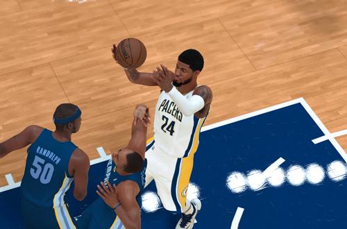 Unusual Classic Teams: 2014 Pacers (NBA 2K18)