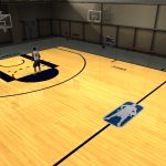 Arcane Practice Court for NBA Live 08