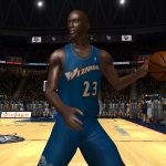 Ultimate Jordan Roster for NBA Live 08: Wizards MJ