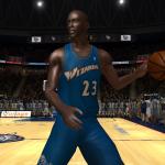 Ultimate Jordan Roster for NBA Live 08: Wizards MJ