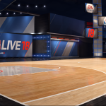 NBA Live 18 Background