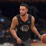 All-Star Stephen Curry (NBA Live 18)