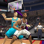 1996 Mod for NBA Live 2004: Grizzlies vs Raptors