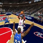 1996 Mod for NBA Live 2004: Hakeem Olajuwon vs. Shaquille O'Neal