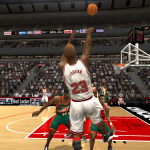 1996 Mod for NBA Live 2004: Michael Jordan