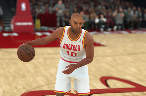 Sam Cassell on the All-Time Rockets (NBA 2K18)