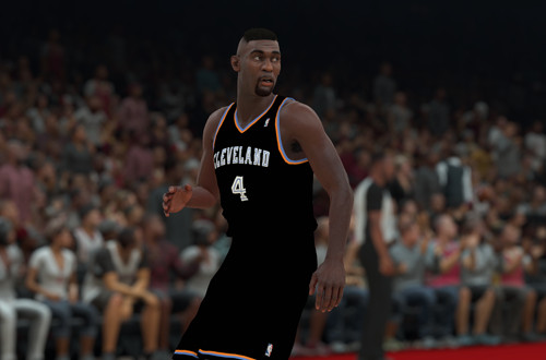 Shawn Kemp on the All-Time Cavaliers (NBA 2K18)