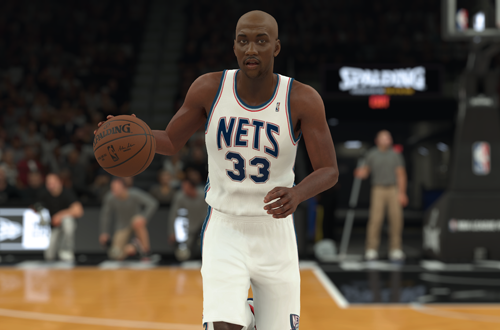 Stephon Marbury on the All-Time Nets (NBA 2K18)