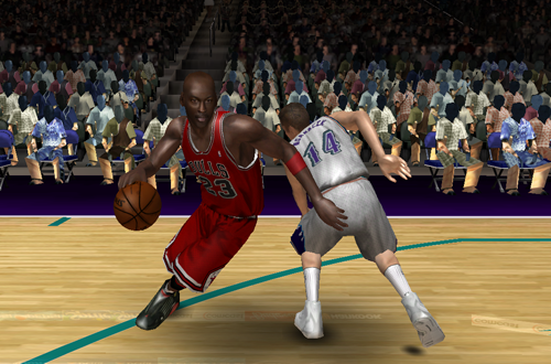 Modding Project: Ultimate Jordan Roster (NBA Live 08)