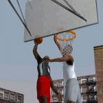Michael Jordan in 1-on-1 (NBA Live 2000)