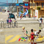 NBA Playgrounds 2: Legends