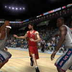 Pau Gasol in NBA Live 08