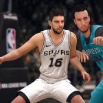 Pau Gasol in NBA Live 18