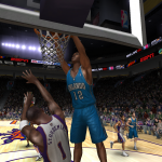 Dwight Howard in NBA Live 08
