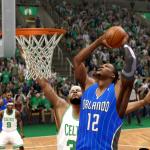 Dwight Howard in NBA Live 10