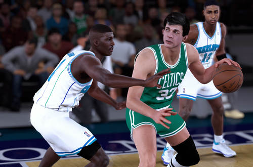 Retro Teams Ideas: 1993 Celtics (Kevin McHale, NBA 2K18)