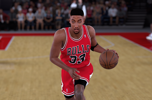 Retro Teams Ideas: 1994 Bulls (Scottie Pippen, NBA 2K18)