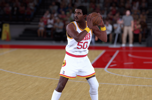 Retro Teams Ideas: 1986 Rockets (Ralph Sampson, NBA 2K18)