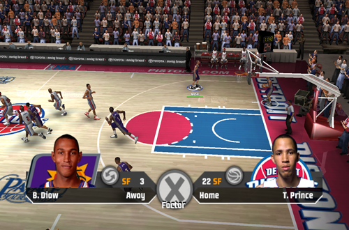 X-Factor Overlay in NBA Live 07