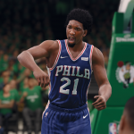 Artificial Difficulty Fires Up the AI (NBA Live 18)