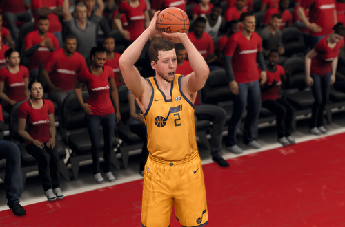 Artificial Difficulty Makes the AI Deadly (NBA Live 18)
