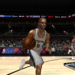 Tony Parker in NBA Live 08