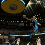 Vince Carter dunks in NBA 2K11