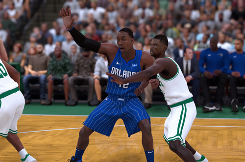 Retro Teams Ideas: 2010 Magic (Dwight Howard, NBA 2K18)