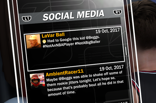 LaVar Ball: Rude in Real Life, Rude in NBA 2K18