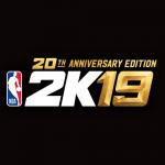 NBA 2K19 20th Anniversary Edition Logo (500x500)