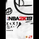 NBA 2K19 Placeholder Cover Art