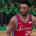 NBA Live 19: Ben Simmons (Work-In-Progress)