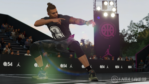 NBA Live 19: Celebrating in The Streets