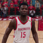 NBA Live 19: Clint Capela (Work-In-Progress)