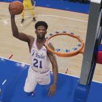 NBA Live 19: Joel Embiid