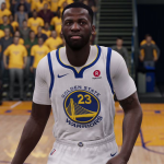 NBA Live 19: Draymond Green (Work-In-Progress)