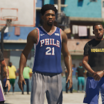 NBA Live 19: Joel Embiid in The Streets