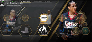 NBA Live 19: Allen Iverson Playstyle Rewards