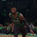 NBA Live 19: Kyrie Irving (Work-In-Progress)