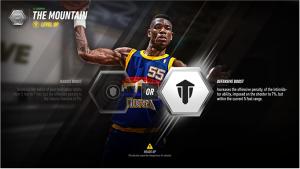 NBA Live 19: Dikembe Mutombo Icon Level-Up