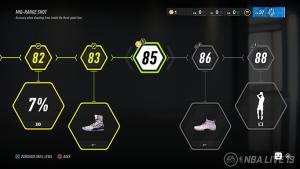 NBA Live 19: Ratings Progression