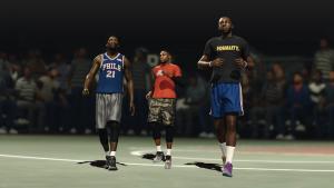 NBA Live 19: Squad