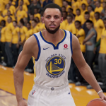 NBA Live 19: Stephen Curry (Work-In-Progress)