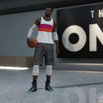 NBA Live 19: Player in The One