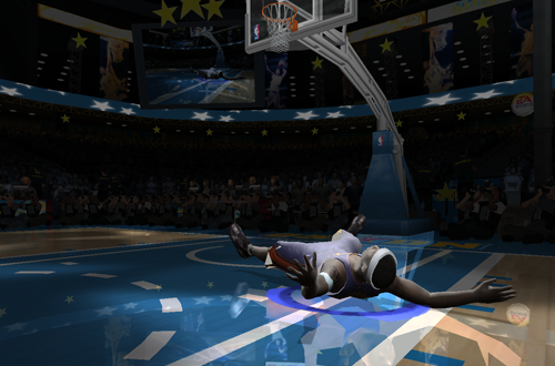Dunk Contest Fail (NBA Live 2005)