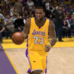 NBA 2K11 Modding Preview: LeBron James
