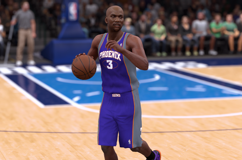 NBA 2K Retro Teams Ideas: 2003 Phoenix Suns