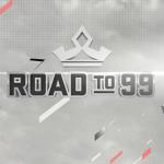 Road to 99 Loading Screen in NBA 2K18