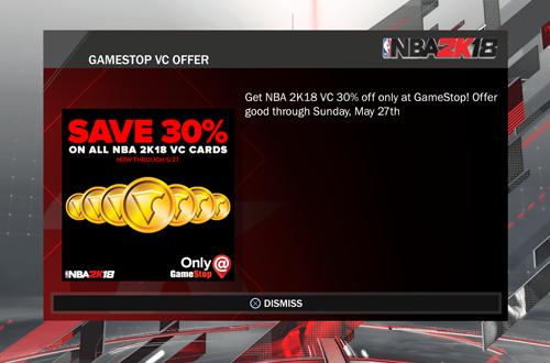 Aggressive VC Gouging Has Spoiled the Fun in NBA 2K18
