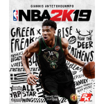 NBA 2K19 Cover Art